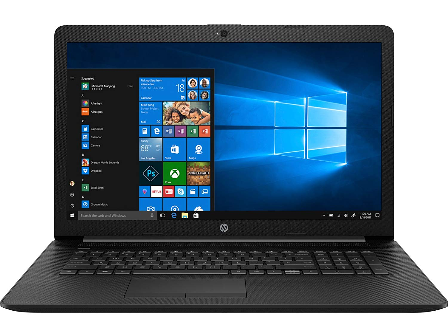 Laptop HP 17 cali